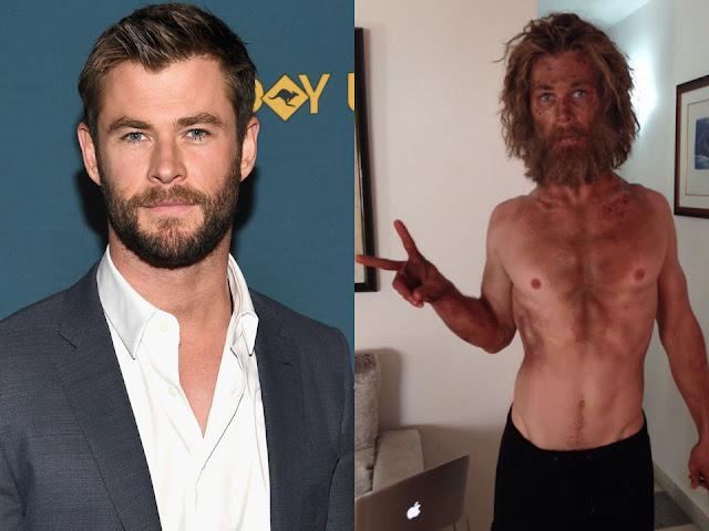 Para aktor/aktris yang menurunkan berat badannya untuk peran dalam film