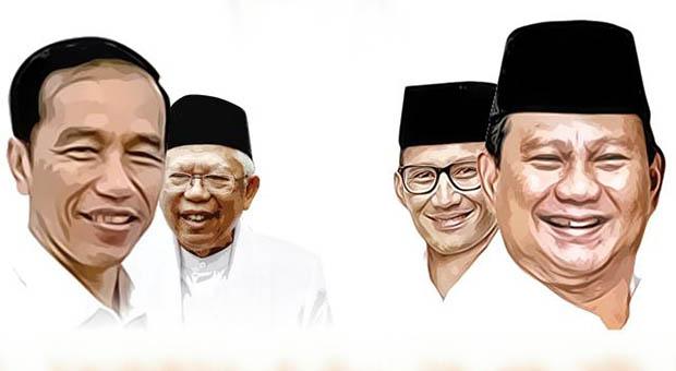 Empat Fakta Jokowi akan Kalah di Pilpres 2019