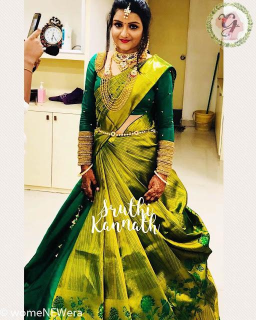Bangle style Full Sleeves Blouse