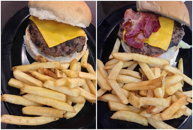 FTW! Blog, Zark's Burger, Zark's Burger SM Dasmarinas, Cavite, SM Dasmarinas, SM Dasma, zhequia.blogspot.com, #FTWBlog, #FTWeats, King James' Tomahawk, American All-Star Classic Bacon