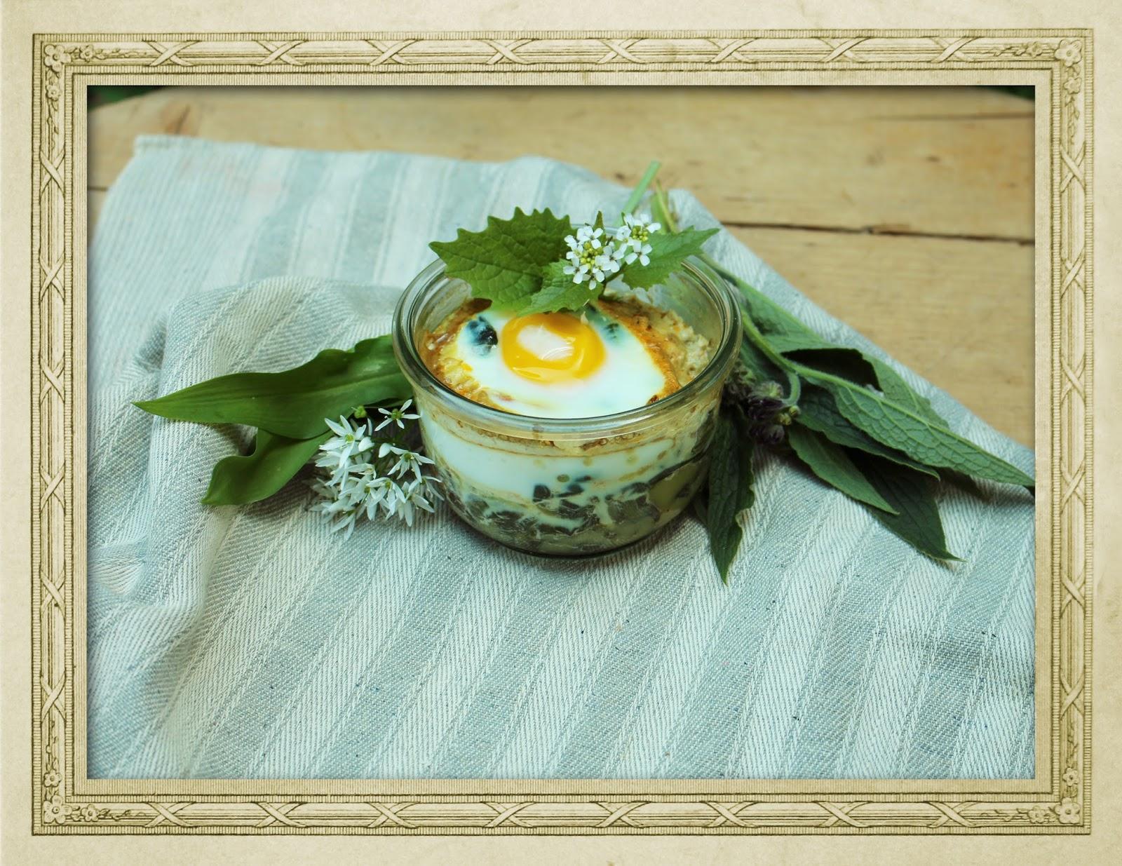 Beinwell In Der Küche | Krauter Und Naturkosmetik Tagebuch Beinwell Und Eier Im Glas Fur