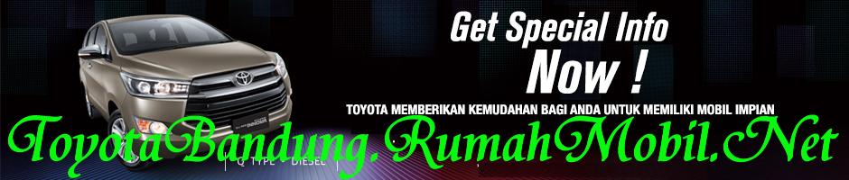 Daftar Harga Toyota Kijang Innova OTR Bandung