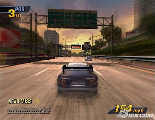 Burnout takedown PPSSPP Game Download