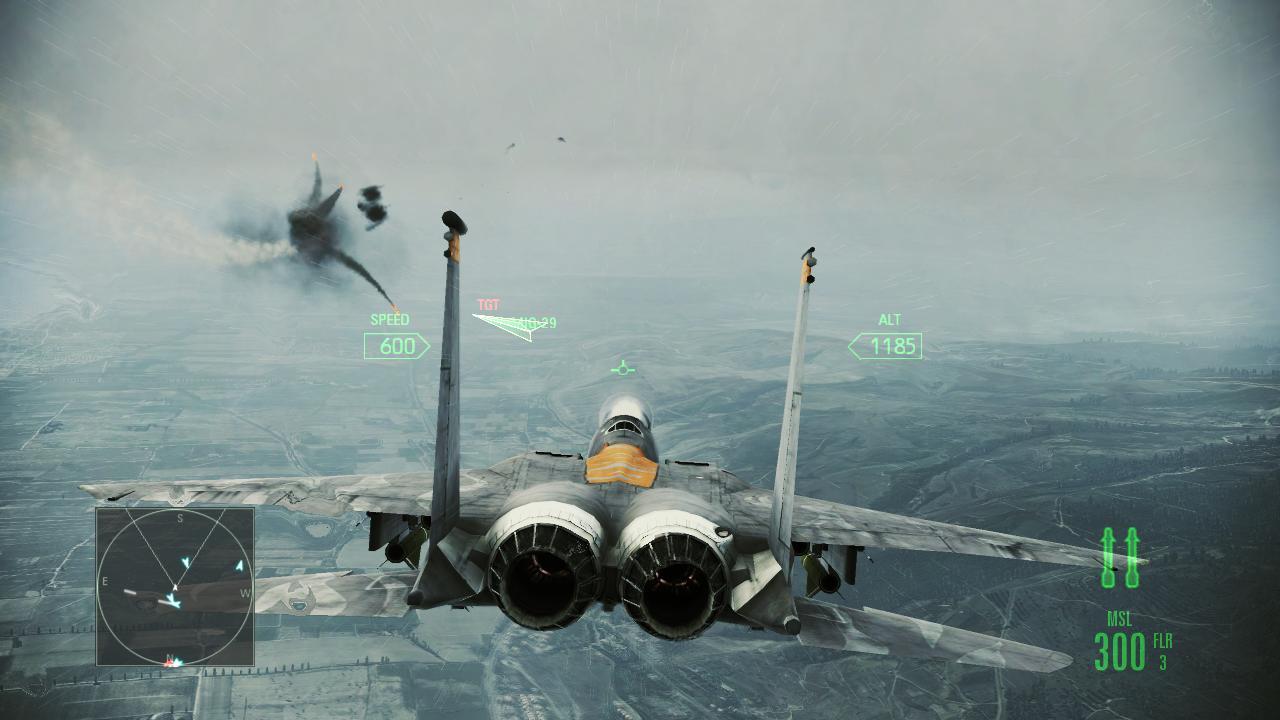 Torrent Ace Combat 7