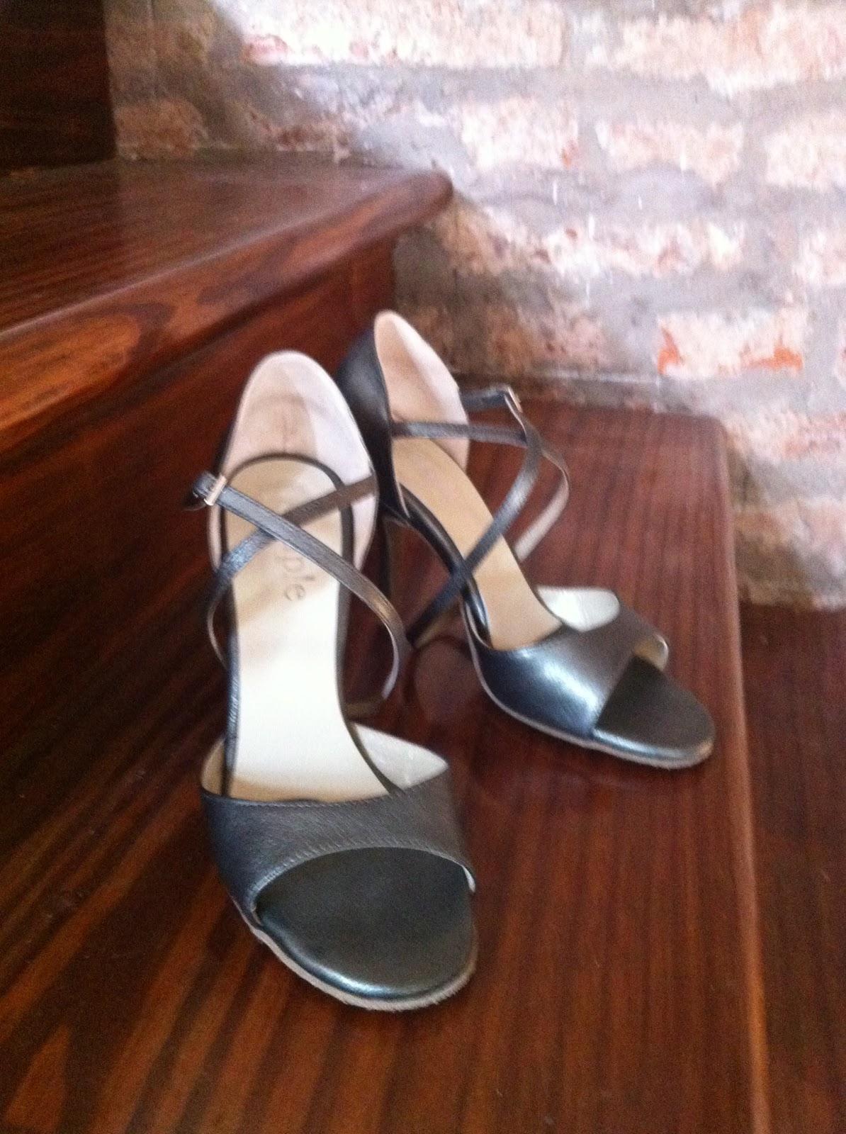 tango shoes souple