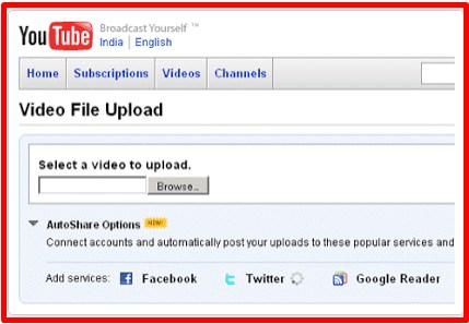 how to upload video on facebook faster