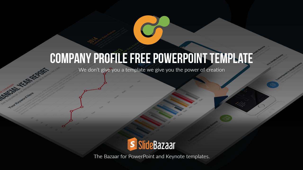 Free Powerpoint Templates To Create A Professional Presentation Slidebazaar