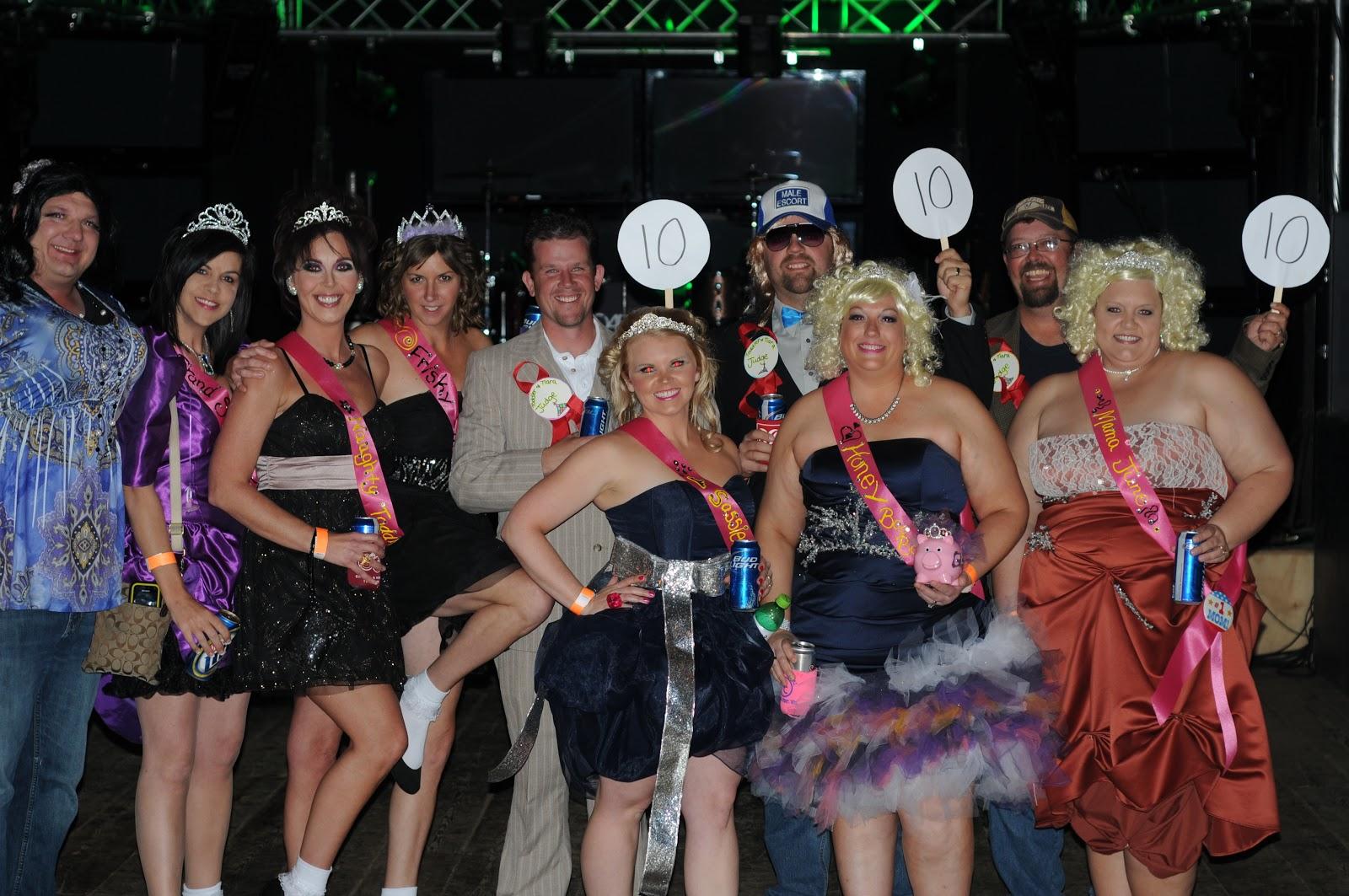 Wisconsin Badger Camp: Halloween Party