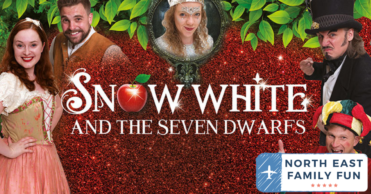 Review & Top Tips | Gala Theatre Durham Panto 2018 | Snow White and the Seven Dwarfs
