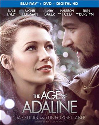 The Age of Adaline (2015) BRRip 720p x264 800MB