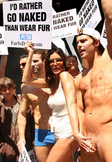 Fur I Would Rather Go Naked 8