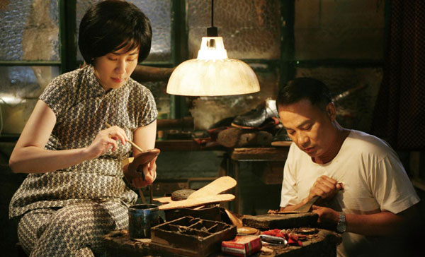 Review: ECHOES OF THE RAINBOW 歲月神偷 (2009)