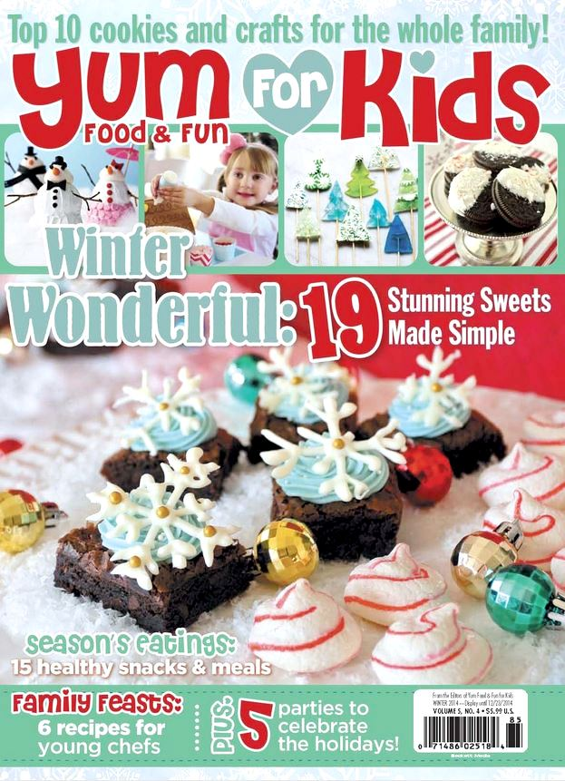 Christmas Party Ideas with Yum Food for Kids Magazine