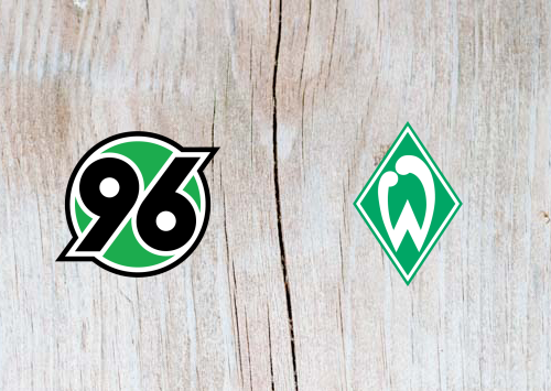 Hannover vs Werder Bremen - Highlights 19 January 2019
