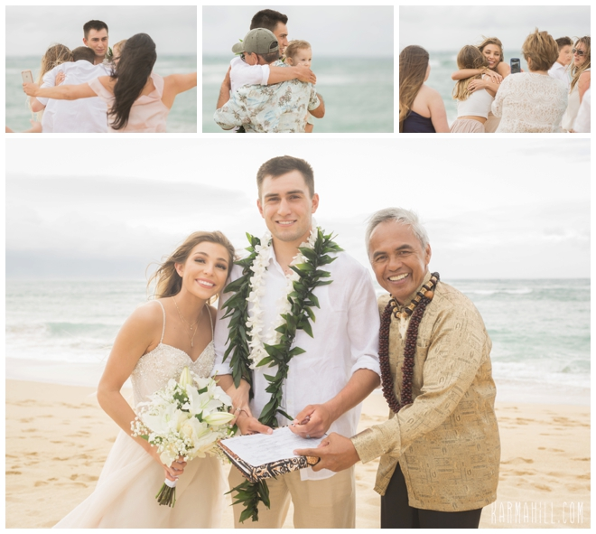 Hawaii Wedding Packages: The Sweet Love And Union Of Isabella & Justin