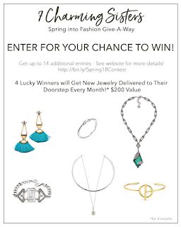 7 Charming Sisters is Doing a Giveaway