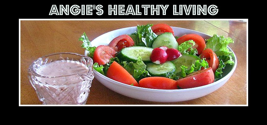 Angie's Healthy Living Blog