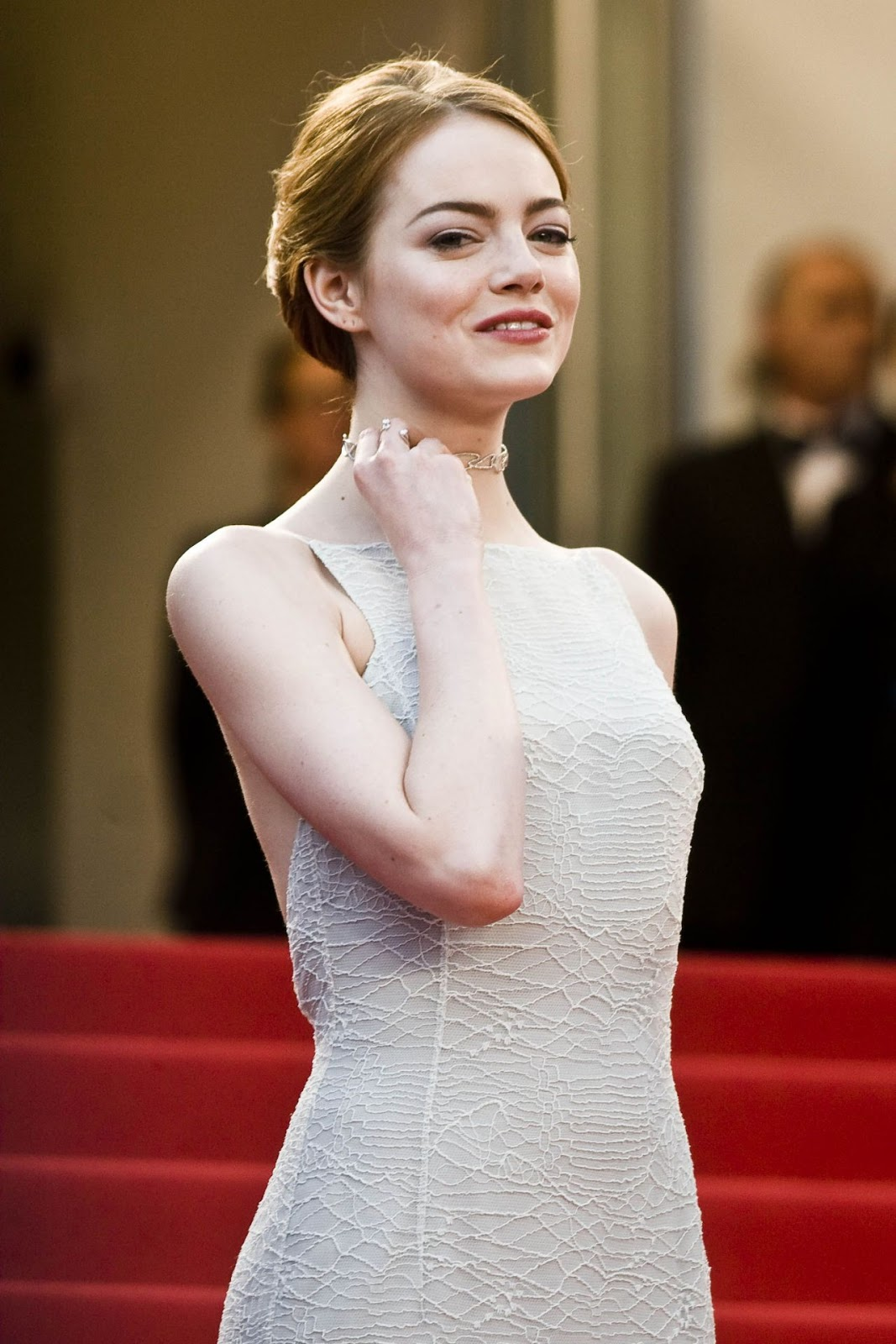 Full HQ Photos of Emma Stone Irrational Man Premiere 2015 Cannes Film Festival