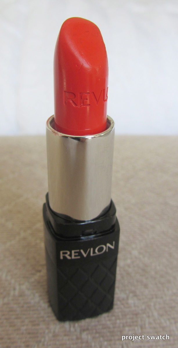 Revlon Coral Colorburst Lipstick Review, Swatches, Photos