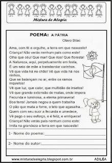 Poesia a Pátria
