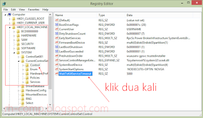 Cara Mempercepat Shutdown di Windows