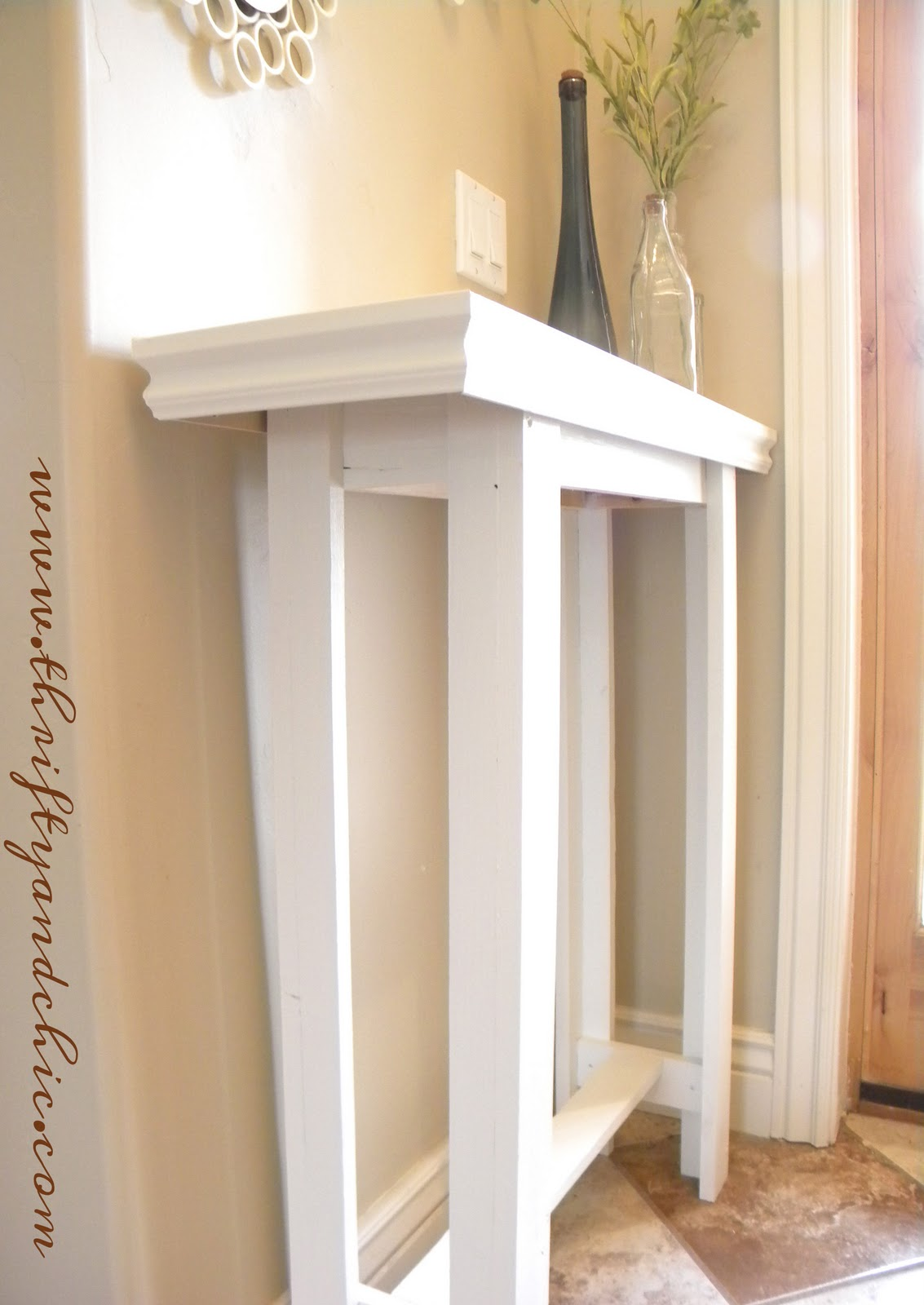 Image Result For Extra Narrow Console Table
