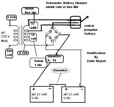 18 Volt Battery Charger Schematic, 18, Free Engine Image