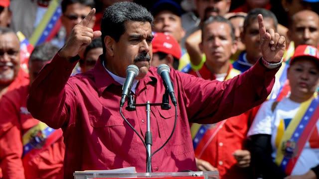 Maduro defiende proceso electoral 'limpio' en artículo en El País