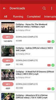 أفضل تطبيقين لتحميل أي فيديو من أي موقع بسهولة لن تجدها في بلاي ستور!