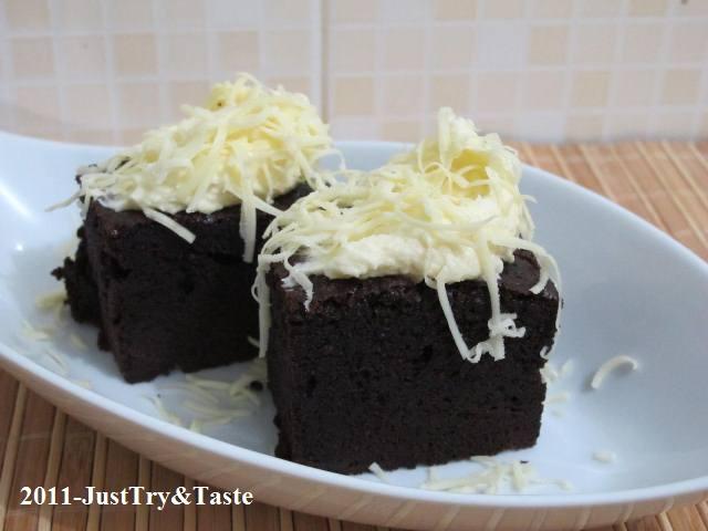 Resep Kue Bangkit Jtt: Resep Pembaca JTT: Brownies Lezat & Legit Ala Chanti