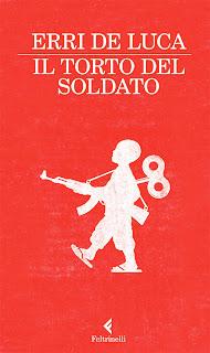 copertina Il torto del soldato, Erri de Luca
