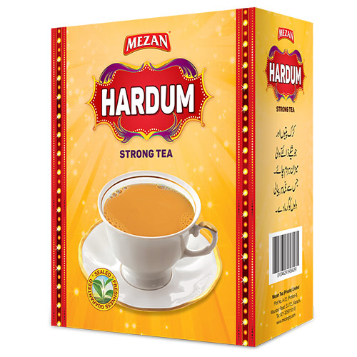 Mezan Hardum – Hard Pack