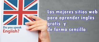 Los mejores 5 sitios web para aprender inglés gratis y fácil