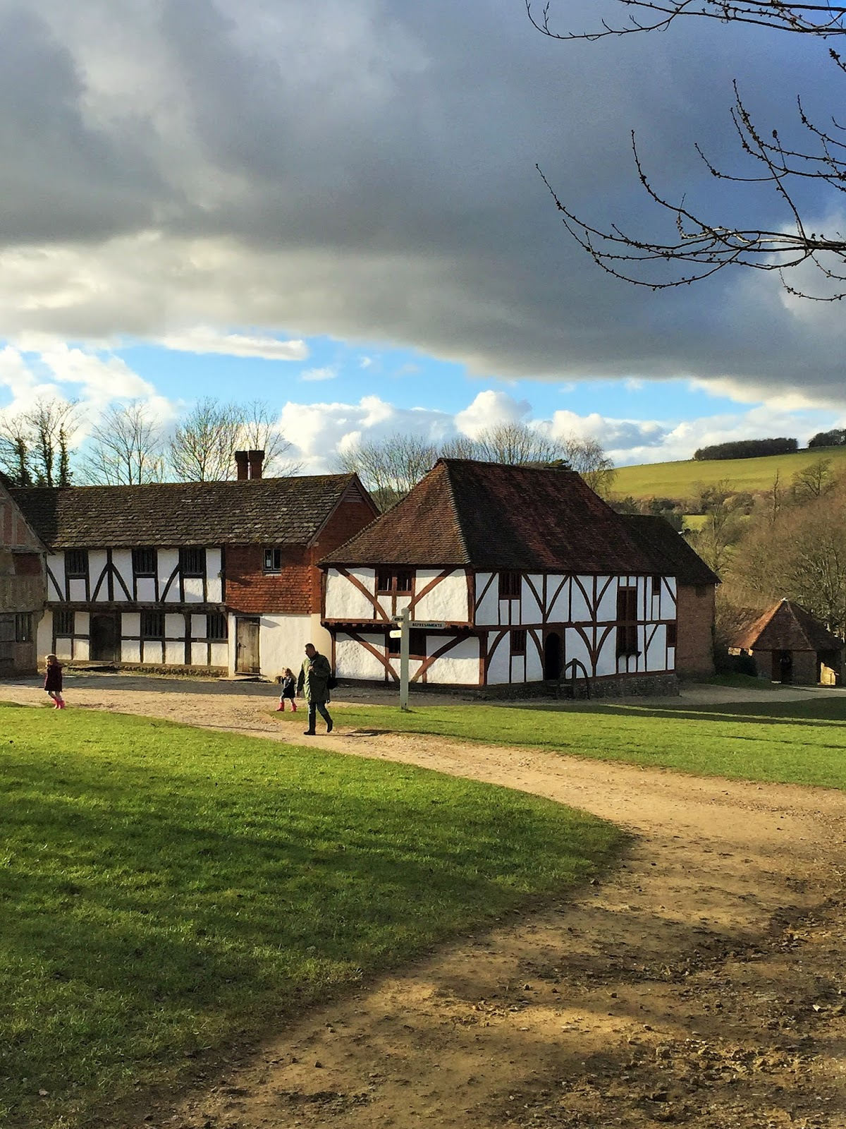Weald and Downland Museum, photo by Modern Bric a Brac