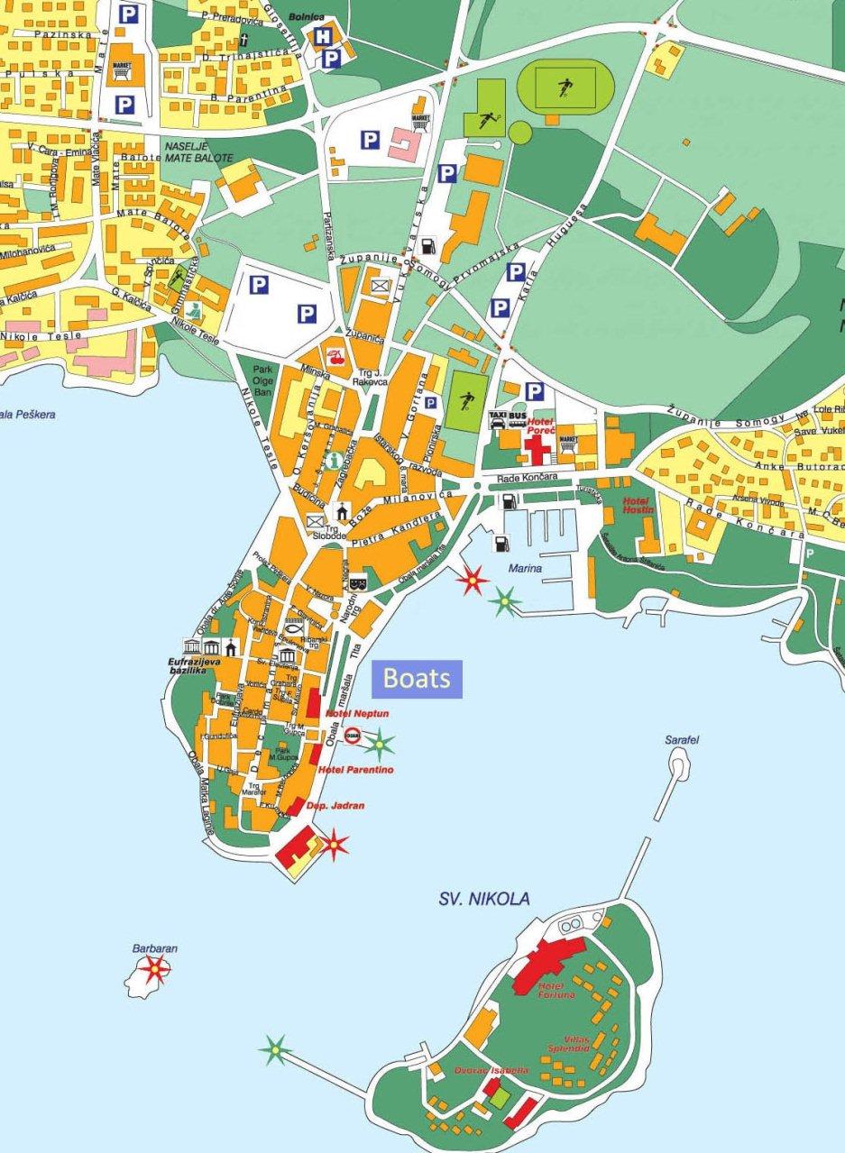 Mi Maleta Y Yo Visitando Porec Una De Las Joyas De Istria