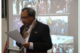 MEDIA STATEMENT – 22 February 2017, Federal Republic of West Papua