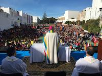 Obispo, Rafael Zornoza Boy, Juan Piña, Conil