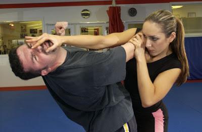 women safety training