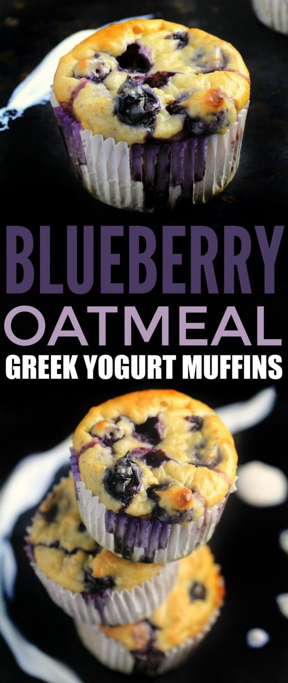 BLUEBERRY OATMEAL GREEK YOGURT MUFFINS   #DESSERTS #HEALTHYFOOD #EASYRECIPES #DINNER #LAUCH #DELICIOUS #EASY #HOLIDAYS #RECIPE #SPECIALDIET #WORLDCUISINE #CAKE #APPETIZERS #HEALTHYRECIPES #DRINKS #COOKINGMETHOD #ITALIANRECIPES #MEAT #VEGANRECIPES #COOKIES #PASTA #FRUIT #SALAD #SOUPAPPETIZERS #NONALCOHOLICDRINKS #MEALPLANNING #VEGETABLES #SOUP #PASTRY #CHOCOLATE #DAIRY #ALCOHOLICDRINKS #BULGURSALAD #BAKING #SNACKS #BEEFRECIPES #MEATAPPETIZERS #MEXICANRECIPES #BREAD #ASIANRECIPES #SEAFOODAPPETIZERS #MUFFINS #BREAKFASTANDBRUNCH #CONDIMENTS #CUPCAKES #CHEESE #CHICKENRECIPES #PIE #COFFEE #NOBAKEDESSERTS #HEALTHYSNACKS #SEAFOOD #GRAIN #LUNCHESDINNERS #MEXICAN #QUICKBREAD #LIQUOR