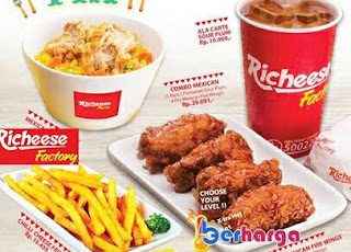 Richeese Factory Kisamaun Loker