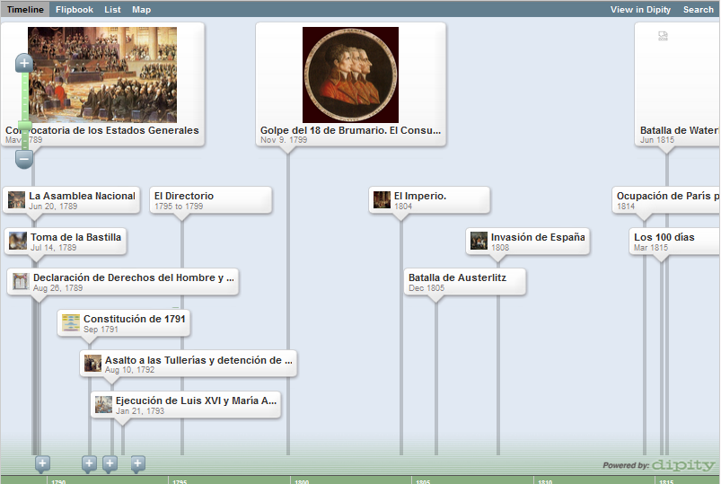 http://www.dipity.com/torrellano/Revolucion-Francesa-e-Imperio-Napoleonico/