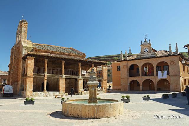 Ayuntamiento de Ayllón, Segovia