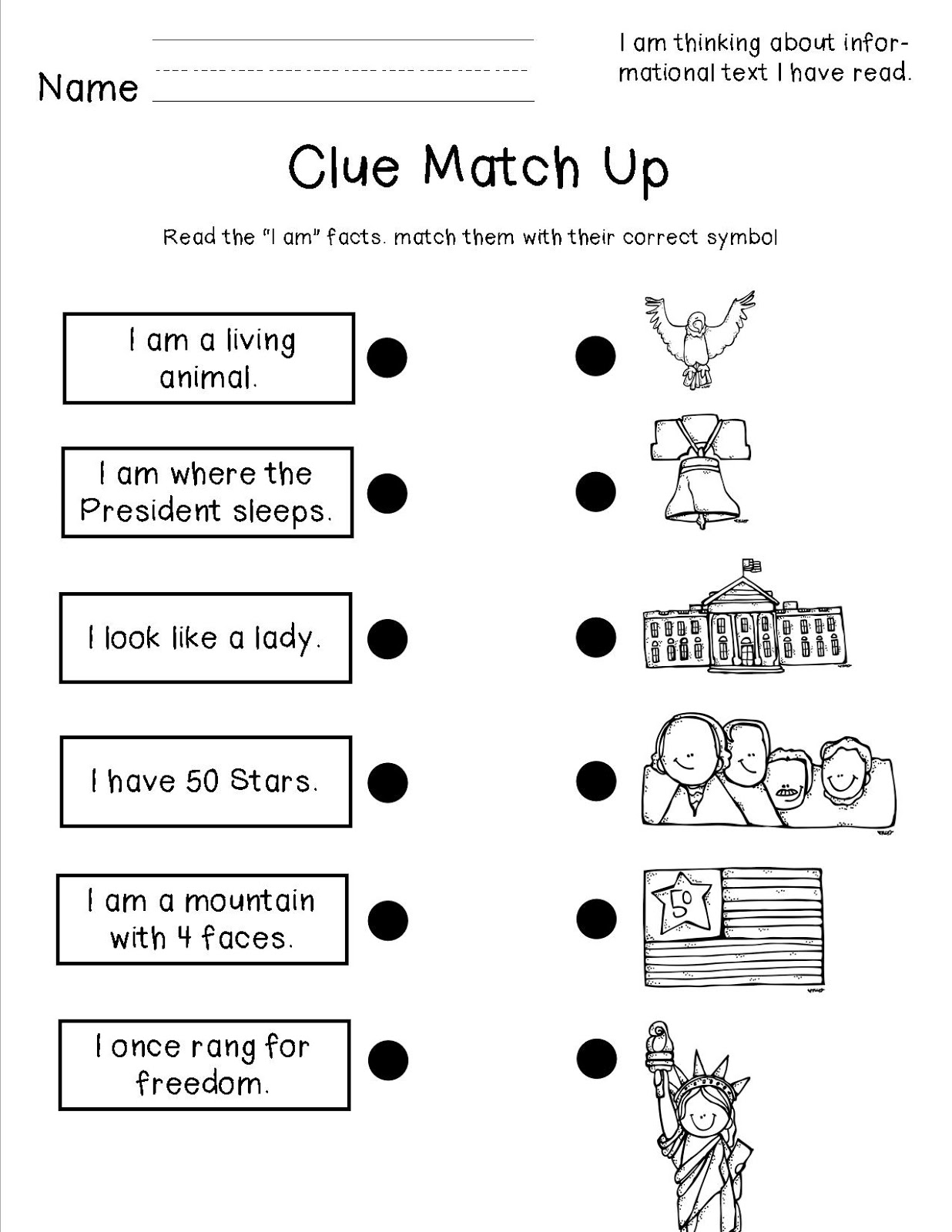 Usa Worksheet For Kindergarten