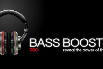 Bass Booster Pro (Full) v2.3 APK