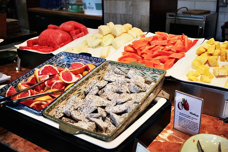 dragonfruit hotel buffet