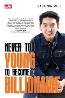 Profil Yasa Singgih - Kisah Pengusaha Termuda Pendiri Men's Republic