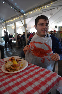 crabfest crab plate port angeles