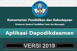 [Cara] TAMBAH Peserta DIDIK BARU di Dapodik VERSI 2019