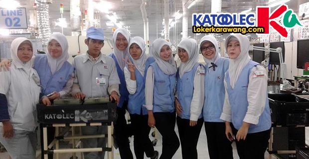 Lowongan Kerja PT. Katolec Indonesia Cikarang Bekasi