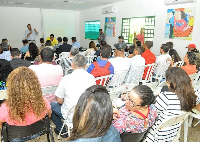 Câmara em Movimento retorna à Estrutural para prestação de contas